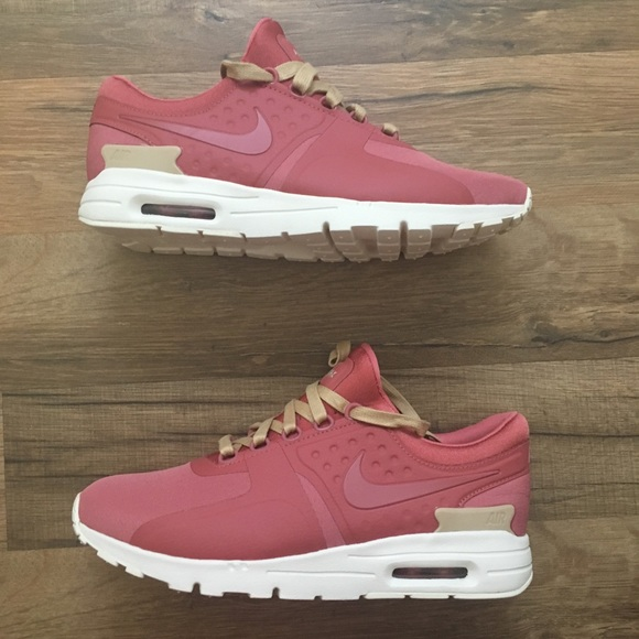 c985c1727d Nike Shoes | Nib Air Max Zero Cs Light Redwood Sneakers | Poshmark